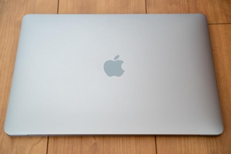 MacBook Airスペースグレイ