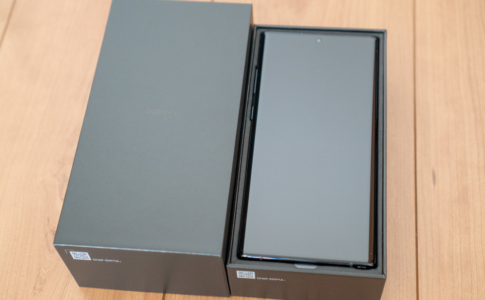 Galaxy Note10+ SO-01Mレビュー