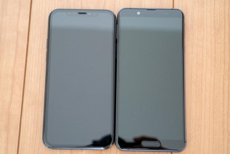 iPhone 11 Proと比較