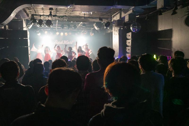 ライブの様子