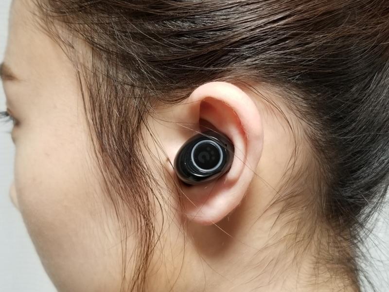 イメージ左耳