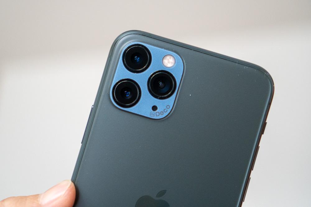 iPhone 11シリーズ用「i's Deco(アイズ デコ)」レビュー