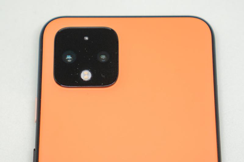 Pixel 4のカメラユニット