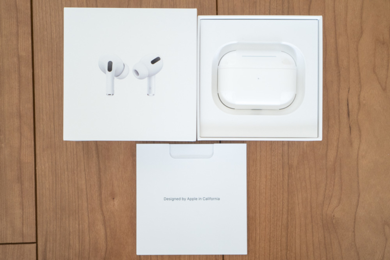 AirPods Proが登場