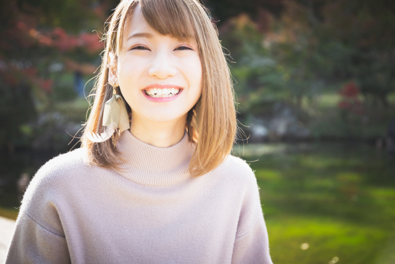 笑顔なゆりちぇる