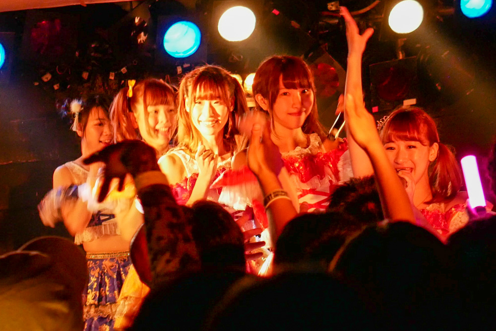 旧ハニスパライブ(2017年奈良)