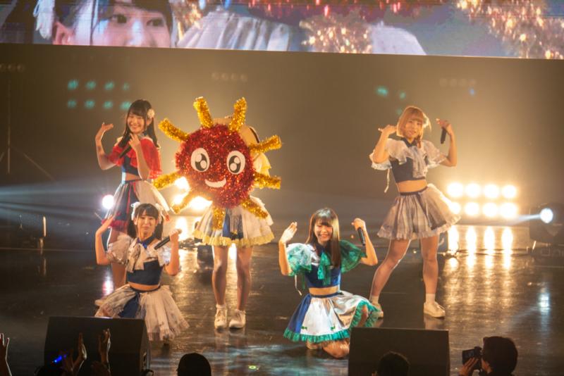 Zepp Nagoyaの太陽