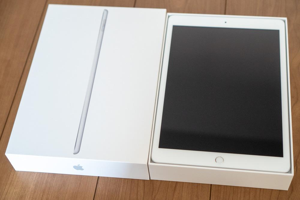 第7世代iPad購入レポート