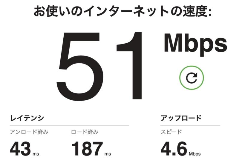 ワイモバイル テザリング 通信速度の実測値