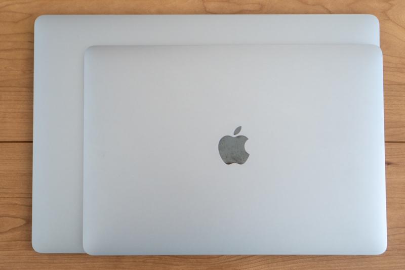 MacBook Airとの比較2