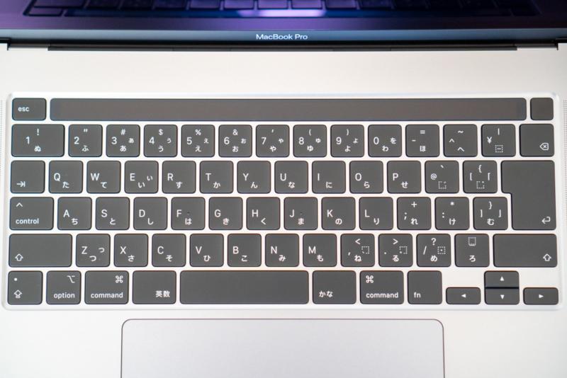 MacBook Proは熱い