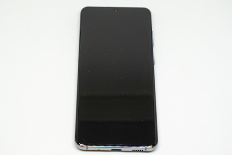 Galaxy S20 5G本体前面