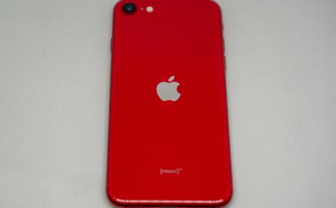 iPhone SE第2世代背面