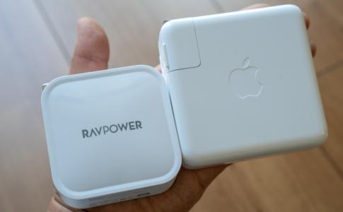 RAVPower「90W USB-C充電器 RP-PC128」レビュー