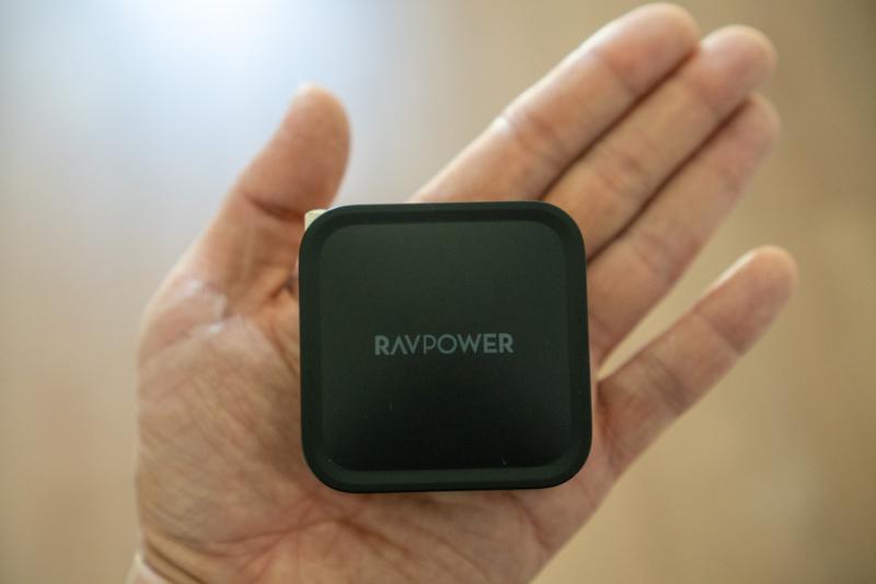RAVPower「65W USB-C&USB-A充電器 RP-PC133」レビュー