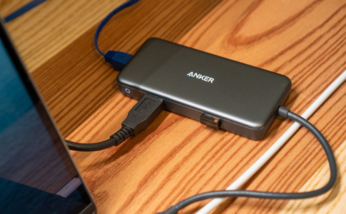 Anker PowerExpand+ 7-in-1 USB-C PD イーサネット ハブレビュー