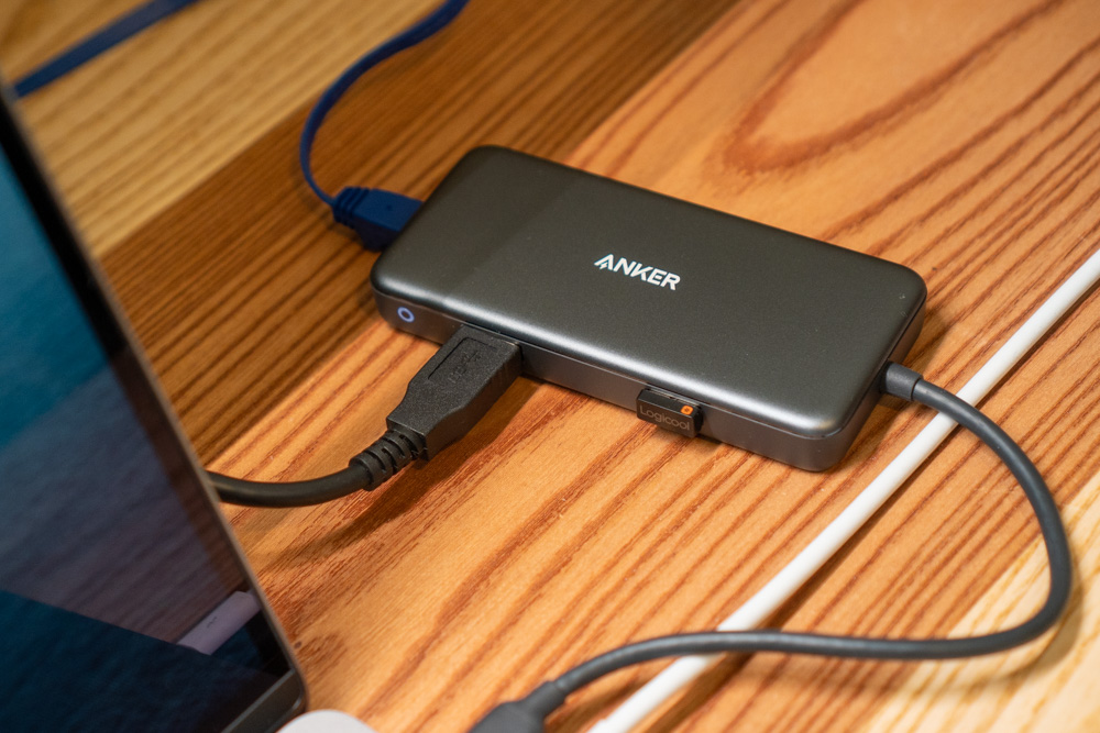 Anker PowerExpand+ 7-in-1 USB-C PD イーサネット ハブレビュー