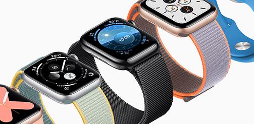 Apple Watch Series 5のレビュー