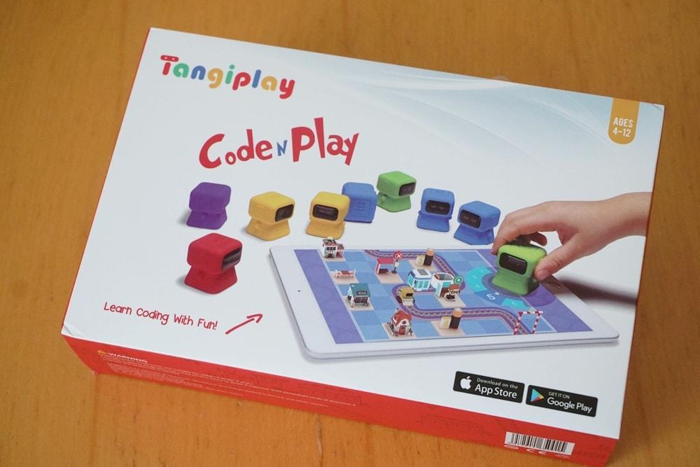 【Tangiplay Coad N Play】外観