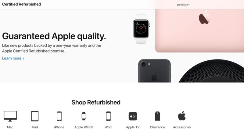 本国アメリカのApple StoreではiPhoneも販売している