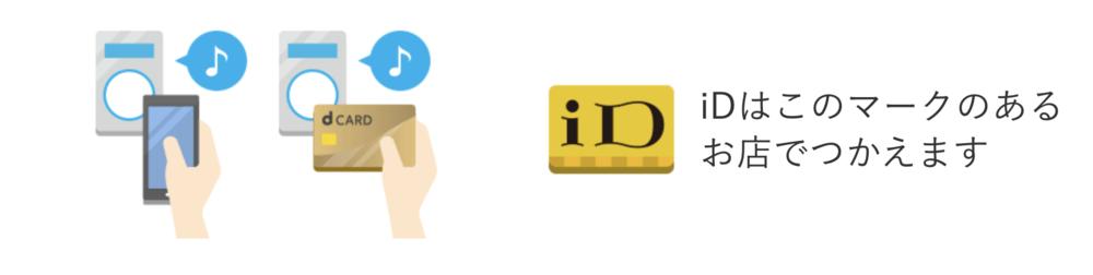 dカード iD