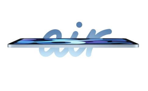 iPad Air 第4世代発表