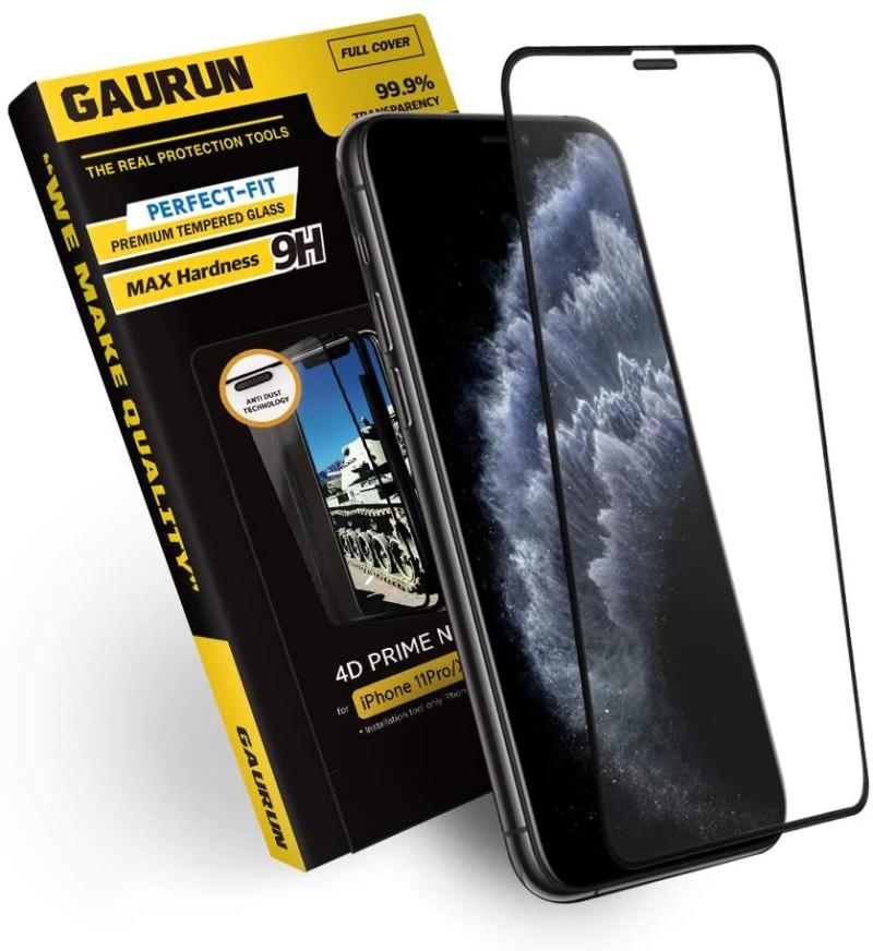 「GAURUN(ガウラン) iPhone 11 Pro用 ガラスフィルム」