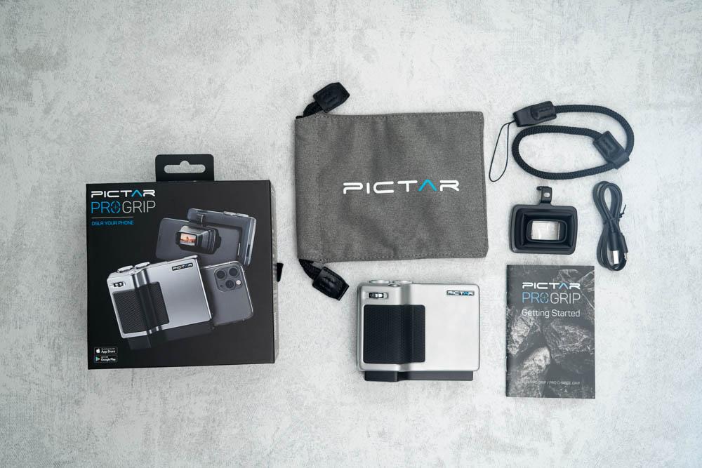 miggo PICTAR PRO Smartphone Camera Grip