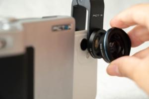 miggo PICTAR SMART LENS Wide Angle 16mm / Macro X12