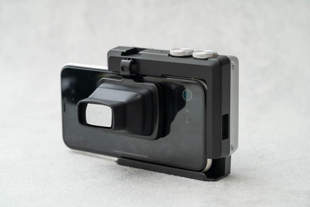 miggo PICTAR PRO Smartphone Camera Grip ビューファインダー