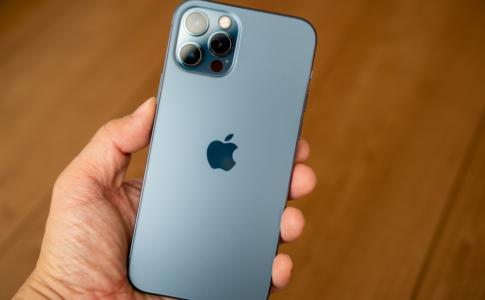 iPhone 12 Proにご対面