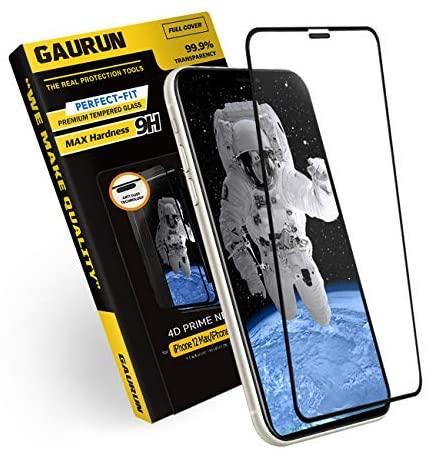 GAURUN(ガウラン) iPhone 12・12 Pro 6.1インチ用 ガラスフィルム