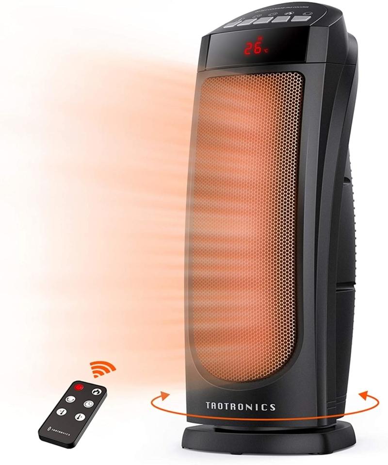 TaoTronics TT-HP004  PTCファンヒーター
