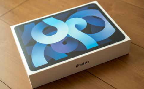 iPad Air 第4世代 スカイブルー化粧箱