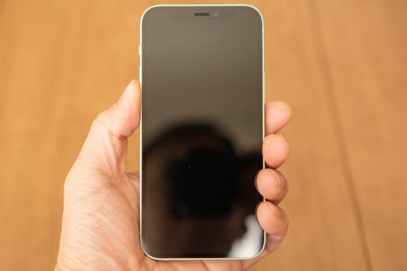 iPhone 12 miniにご対面