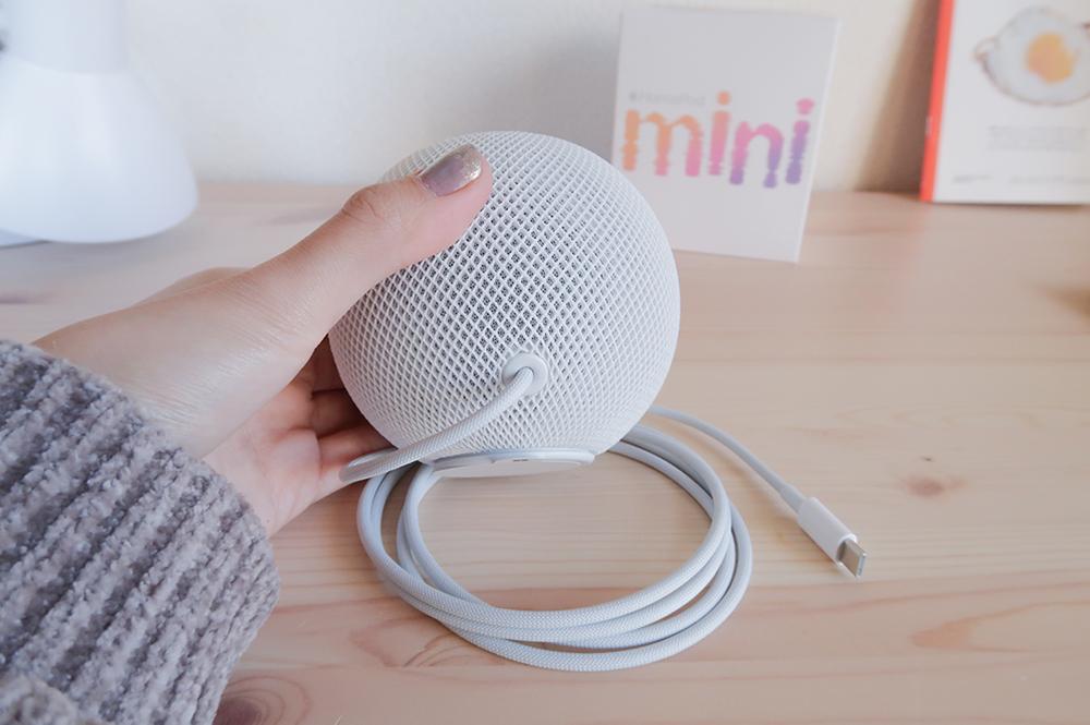 HomePod miniのケーブル