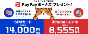 5のつく日・日曜日PayPayプレゼントキャンペーン