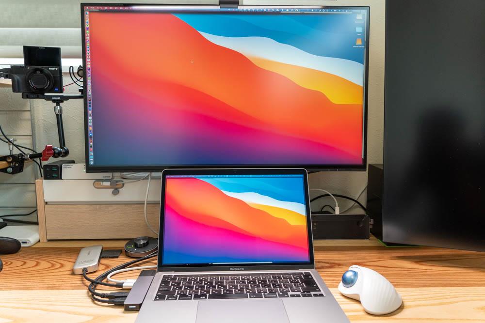 M1 MacBook ProをメインPCにしました