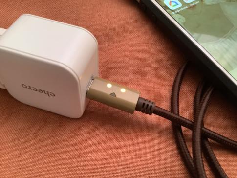 USB-C to Lightning
